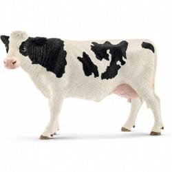 Schleich - Farm World : Vache Holstein