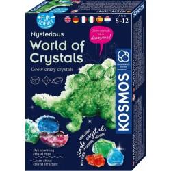 Kosmos - Fun science : World of Crystals