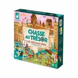 Chasse au trésor - Les châteaux forts