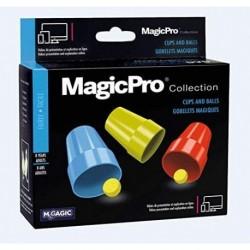 Megagic - Les gobelets magiques + DVD
