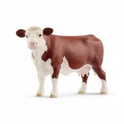 Schleich - Farm World : Vache hereford