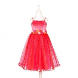 Souza - Evyanne robe, rouge 3-4 ans