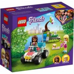 Lego - Le buggy de sauvetage de la clinique vétérinaire