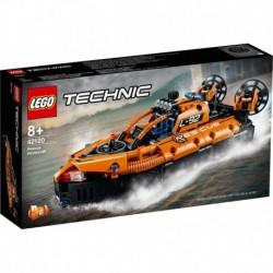 Lego - Aéroglisseur de sauvetage