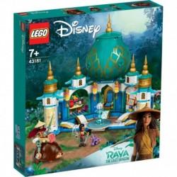 Lego - Disney : Raya et le palais du cœur