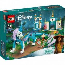 Lego - Disney : Raya et le dragon Sisu