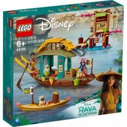 Lego - Disney : Raya - Le bateau de Boun