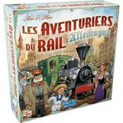 DAYS OF WONDER - Aventuriers du Rail - Allemagne