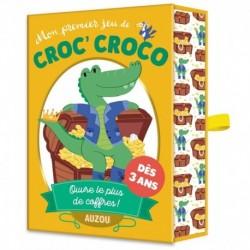 AUZOU - Mon Premier Jeu De Croc' Croco