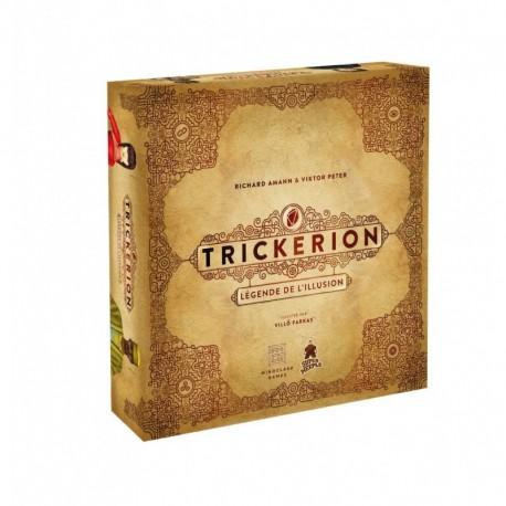 SUPER MEEPLE - Trickerion - Légende de l'Illusion