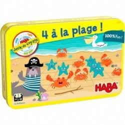 HABA - 4 à la plage!