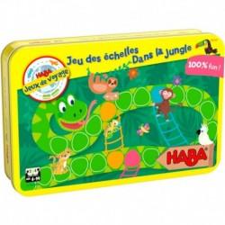 HABA - Jeu des échelles dans la jungle