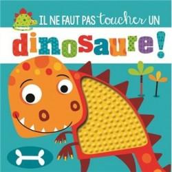 1-2-3 Soleil - Il ne faut pas toucher un dinosaure