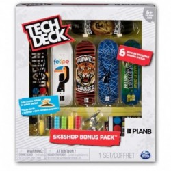 Tech Deck - Fingerskate Skate shioe Bonus Pack