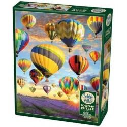 Cobble Hill Puzzles - Ballons d'air : 1000 pcs