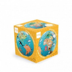 Scratch - Globe gonflable