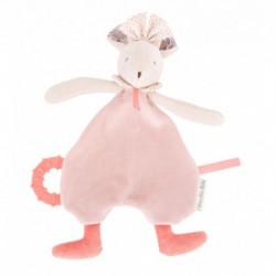 Il était une fois : doudou souris rose
