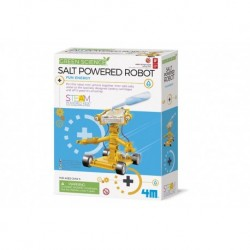 4M - Kidzlabs : Robot propulsé au sel
