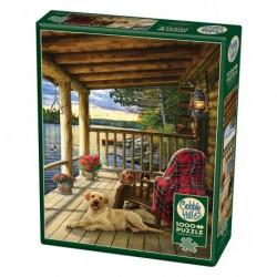 Cobble Hill - Puzzle : Maisonnette avec porche