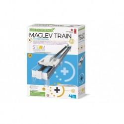4M - Kidzlabs : Modèle de train