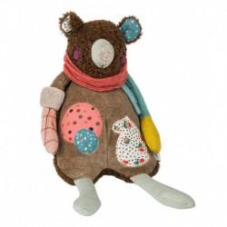 Les Jolis trop beaux : poupée musique ours