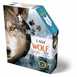 I am Puzzle - Loup 300 pcs