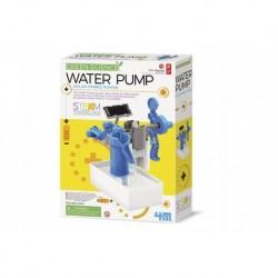 4M - Kidzlabs : Solaire hybride - Pompe à eau