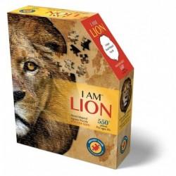 I am Puzzle - Lion 550 pcs