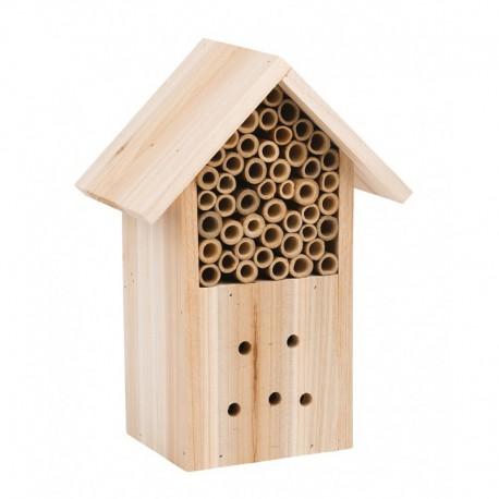 Le Jardin du Moulin : hôtel à insectes