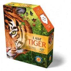 I am Puzzle - Tigre 550 pcs