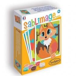 Sentosphère - Sablimage mini : animaux des bois