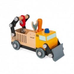 Janod - Camion de chantier Brico'Kids