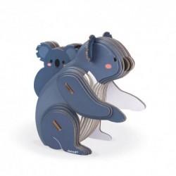 Janod - Puzzle Koala 3D