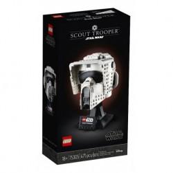 Lego - Star Wars : Le casque de Scout Trooper