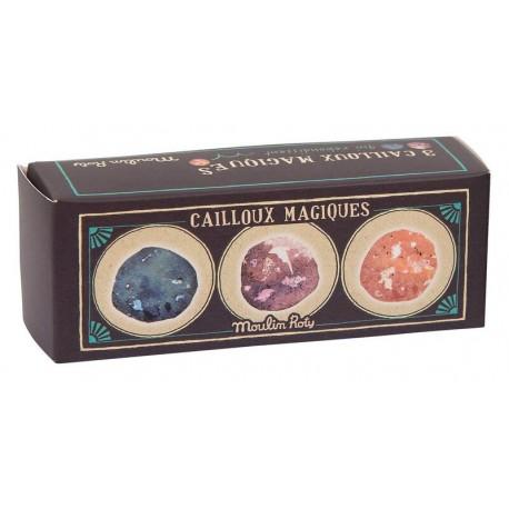 Les petites merveilles : balles rebondissantes cailloux