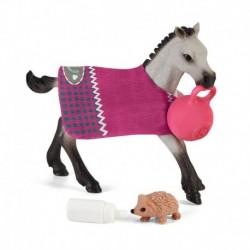Schleich - Horse club : Poulain joueur