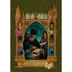 Ravensburger - Puzzle : Harry Potter et le Prince de Sang Melé - 1000 pcs