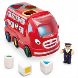WOW - Léo le bus de Londres