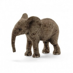 Eléphanteau d'Afrique