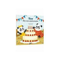 Auzou - Mes p'tits albums : Tao fête son anniversaire