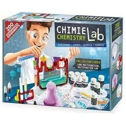 Buki - Lab chimie 200 expériences