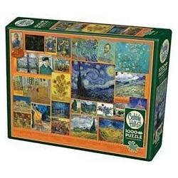 COBBLE HILL - Pzl 1000 pcs - Van Gogh