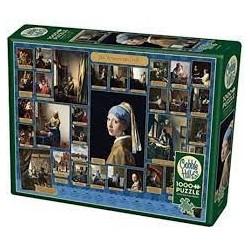 COBBLE HILL - Pzl 1000 pcs - Vermeer