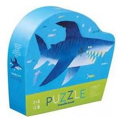 CROCODILE CREEK - Mini Puzzle - Requin