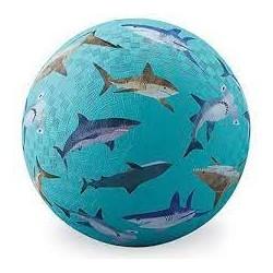 CROCODILE CREEK - Balle 13 cm - Requins
