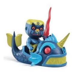 DJECO - Arty Toys - Pirates - Terrible & Monster