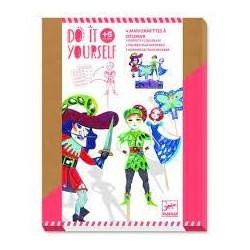 DJECO - DIY - Mosaïques & Stickers - Peter Pan
