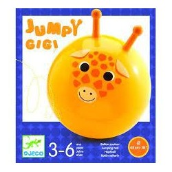 DJECO - Jeux d'adresse - Jumpy Gigi