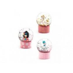 DJECO - Mini boules neigeuses - So cute