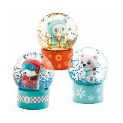 DJECO - Mini boules neigeuses - So fun